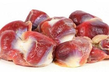 Правила выбора качественных субпродуктов - куриные желудки и их полезные свойства