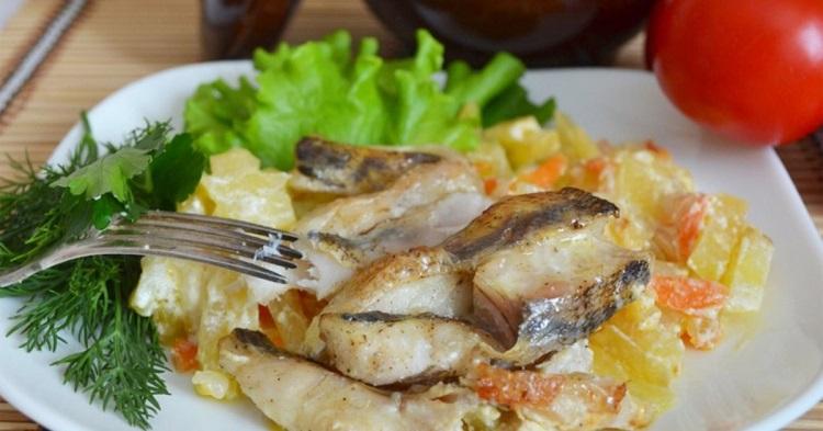 Рецепты приготовления вкуснейших блюд из скумбрии с овощами