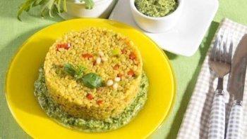 Блюда из булгура и его сочетание с другими продуктами