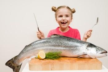 Польза и вред рыбы Пикша в рационе детей