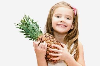 Ананас: его польза и вред для здоровья детей