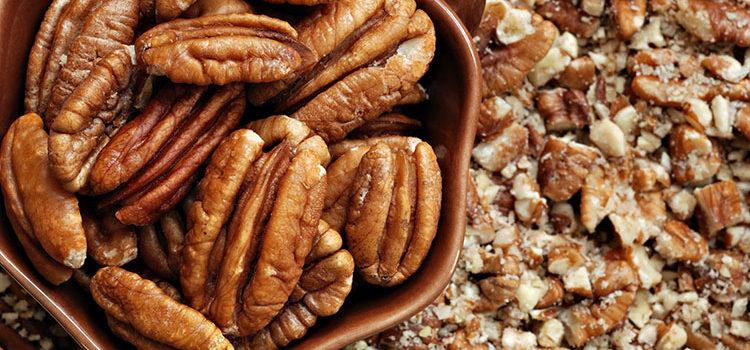 Чем полезен и вреден орех пекан для людей?