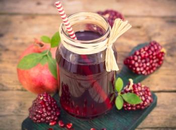 Применение гранатового сока в рецептах народной медицины