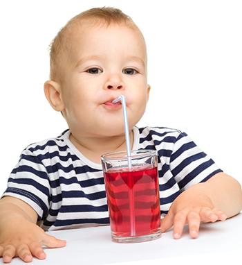 Польза и вред гранатового сока для детей