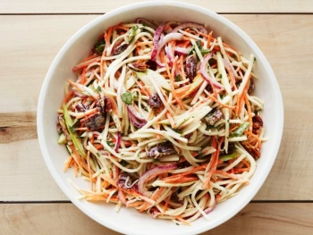 Рецепт приготовления салата из кольраби
