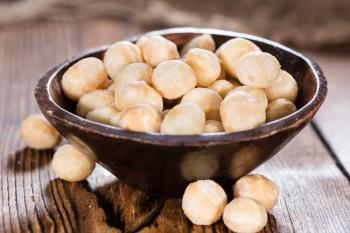 Орех макадамия: полезные свойства для спортсменов и вегетарианцев