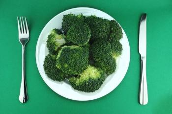Применение брокколи для похудения