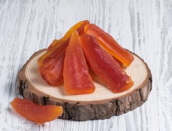 Рецепт цукатов из папайи