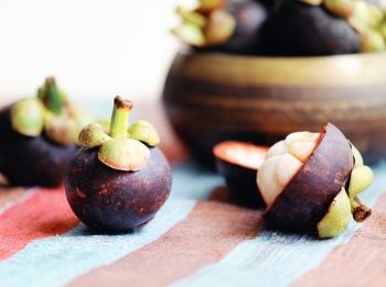 Рецепт приготовления салата с мангустином