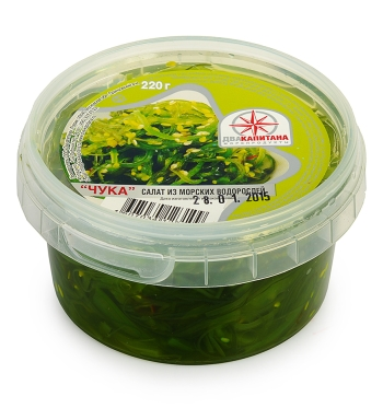 Водоросли вакаме и салат чука: полезные свойства, советы по выбору продукта