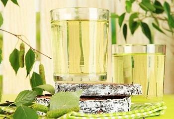 Чем полезен березовый сок, его полезные свойства для организма