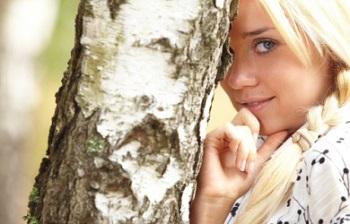 Косметологический эффект березового сока - рецепты масок