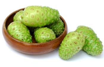 Применение фрукта и сока нони в косметологии