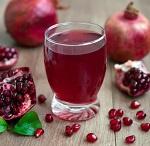 Полезные свойства гранатового сока и состав целебного напитка