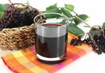 Рецепты с ягодами черной бузины - применение плодов в кулинарии