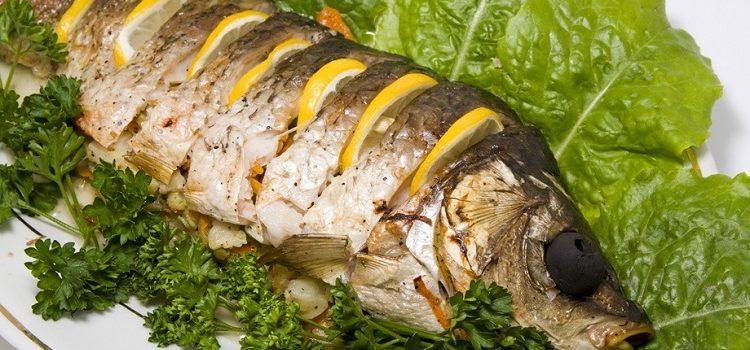 Рыба белый амур - состав и полезные советы по приготовлению