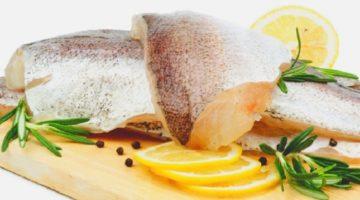 Рыба хек - состав и полезные советы по приготовлению