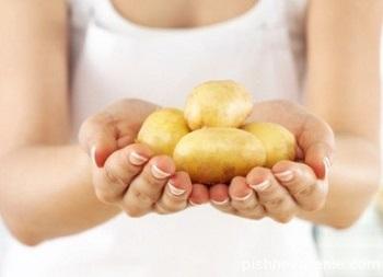 Состав и полезные свойства картофельного сока - основные моменты