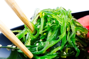 Водоросли вакаме и салат чука: полезные свойства для организма человека