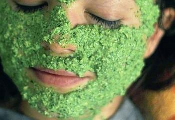 Применение капусты брокколи в косметологии