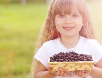 Польза санберри для детей