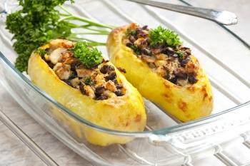 Рецепт фаршированного папайи