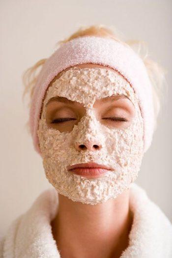 Применение толокна в косметологии
