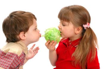 Польза савойской капусты для детей