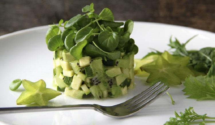 Использование кресс-салата в кулинарии - полезные рецепты