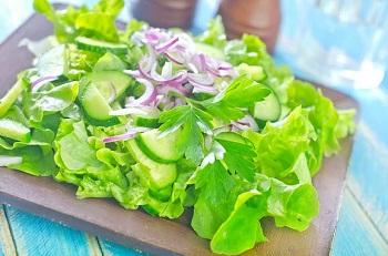 Использование листового салата в кулинарии - полезные рецепты