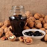 Как приготовить варенье из грецких орехов - пошаговый рецепт