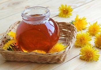 Полезные свойства меда из одуванчиков и состав целебного продукта