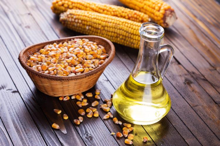 Масло кукурузное  польза и вред как принимать калорийность состав