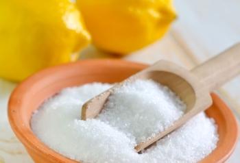 Лимонная кислота: польза и вред для детей