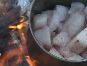 Применение медвежьего жира в кулинарии