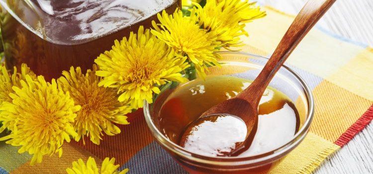 Польза и вред варенья из цветков одуванчика