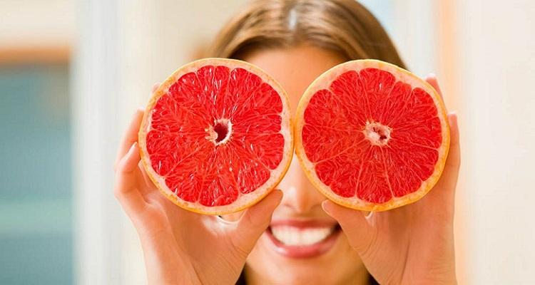 Грейпфрут для похудения  правила фруктовой диеты