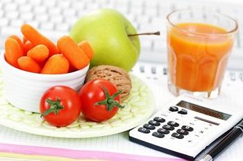 Примерное меню на для диеты 500 ккал в день