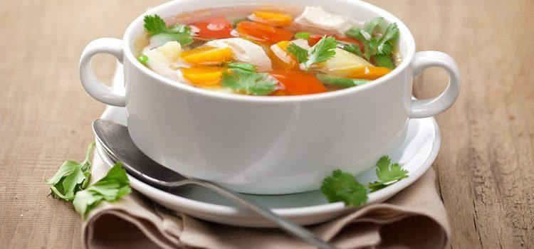 Диета клиники Майо на жиросжигающем супе - методика похудения