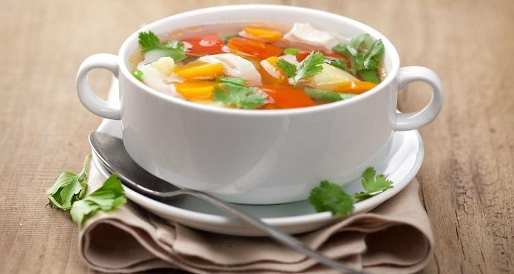 Диета клиники Майо (жиросжигающий суп)