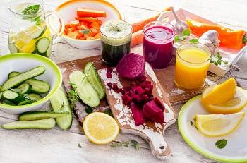 Основные принципы диеты ОВД и правила составления рациона