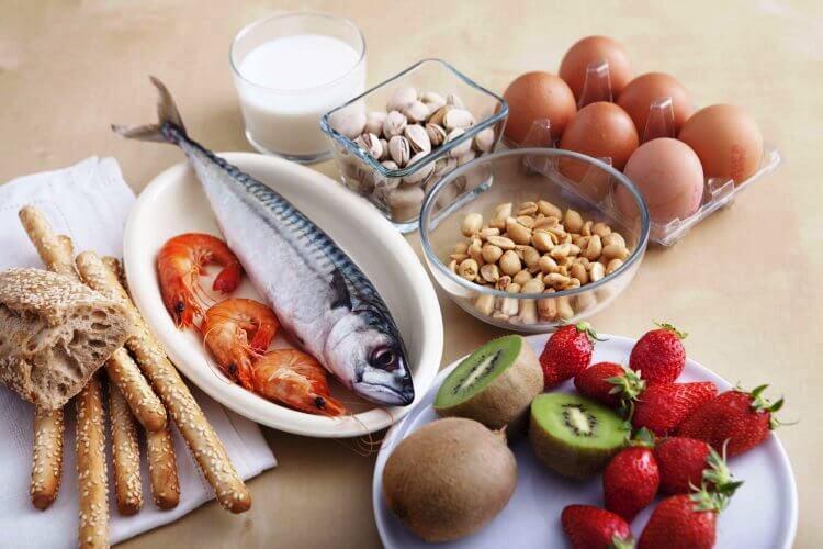 Запрещенные продукты при соблюденииэлиминационной диеты