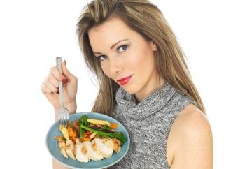 Куриная диета легко переносится организмом, нет необходимости голодать