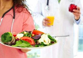 Лечебная диета при циррозе печени - примерное меню