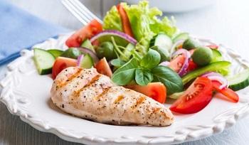 Меню на каждый день для белково-овощной диеты для похудения