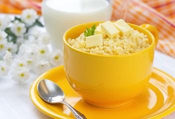 Основные принципы диеты на пшенной каше для похудения