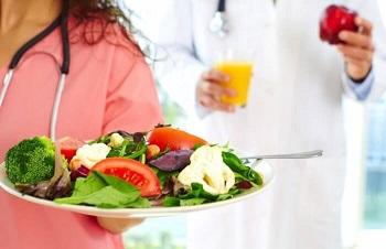 Основные принципы диеты при гепатите В