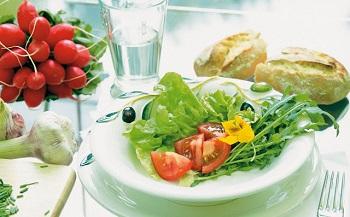 Примерное меню для диеты при всех видах гепатита печени