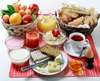 Питание при воспалении легких у взрослых - разрешенные продукты