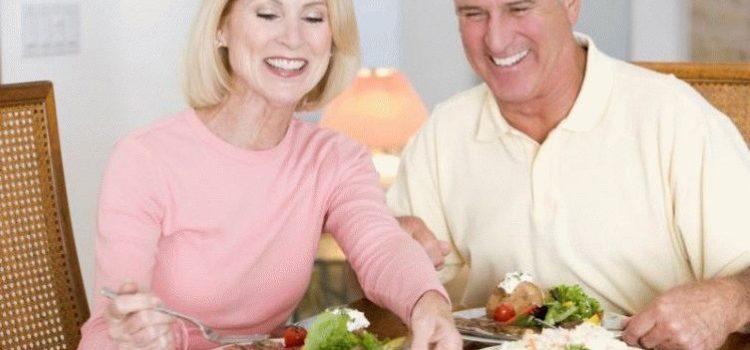Здоровое питание для женщины 60 лет - примерное меню